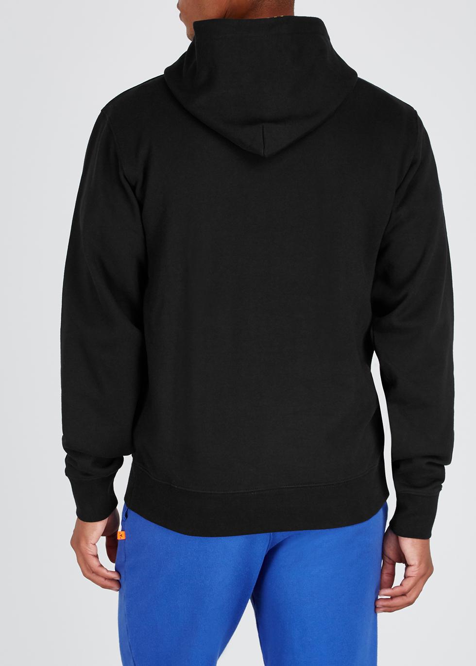 Fish Camo hooded cotton sweatshirt - Billionaire Boys Club