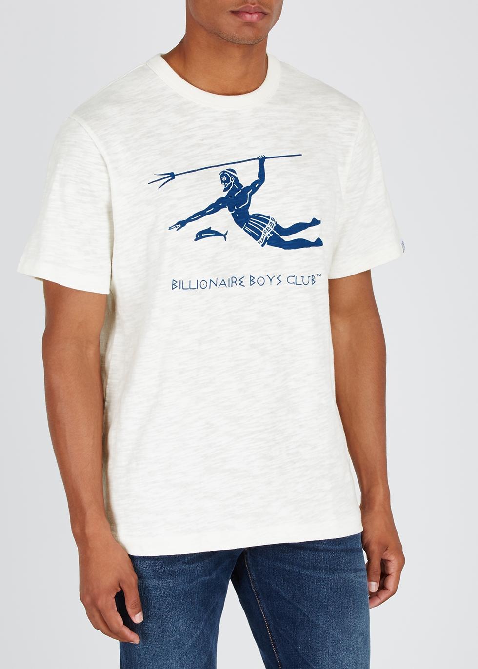 Neptune off-white jersey T-shirt - Billionaire Boys Club