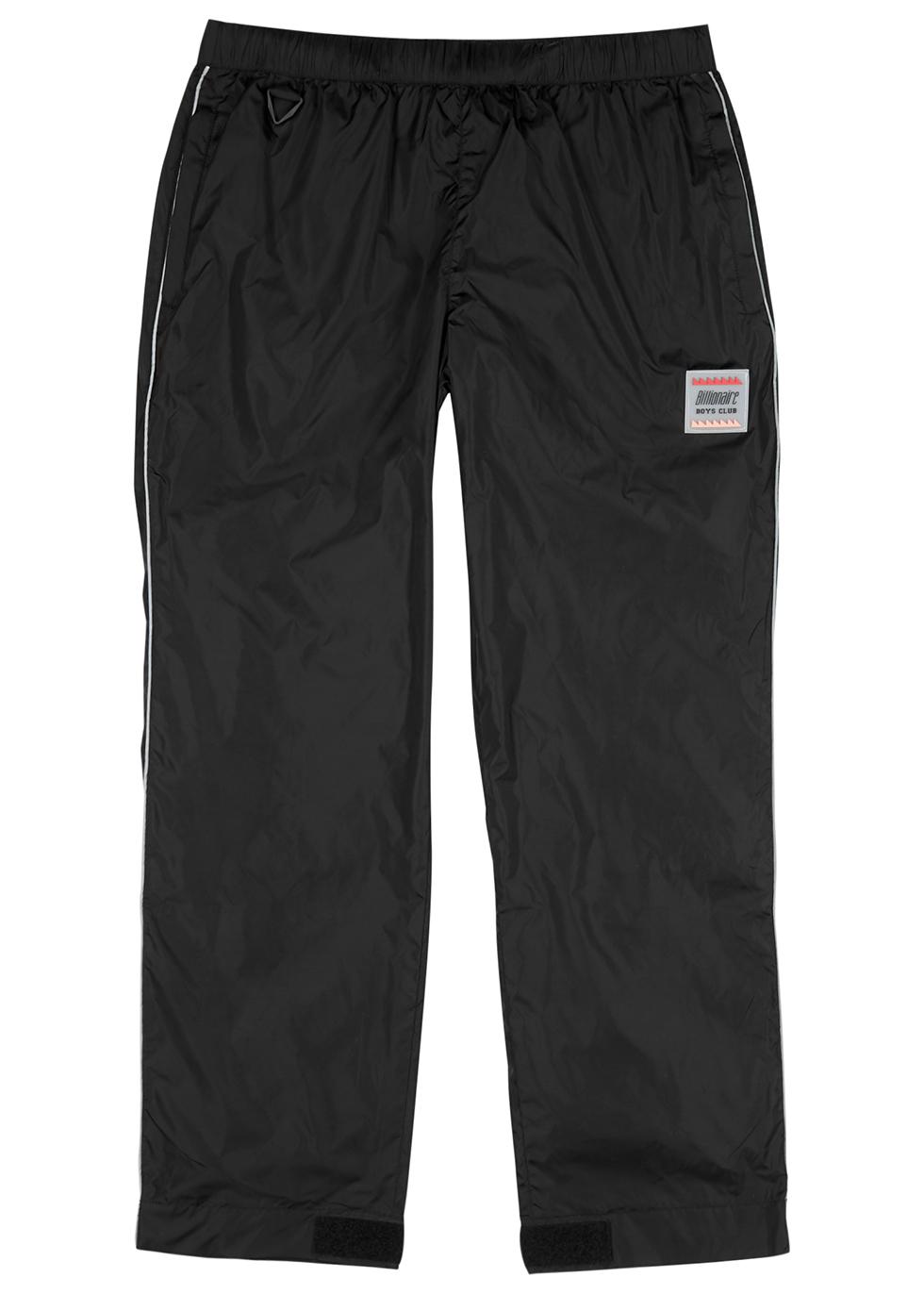 Black shell track pants - Billionaire Boys Club