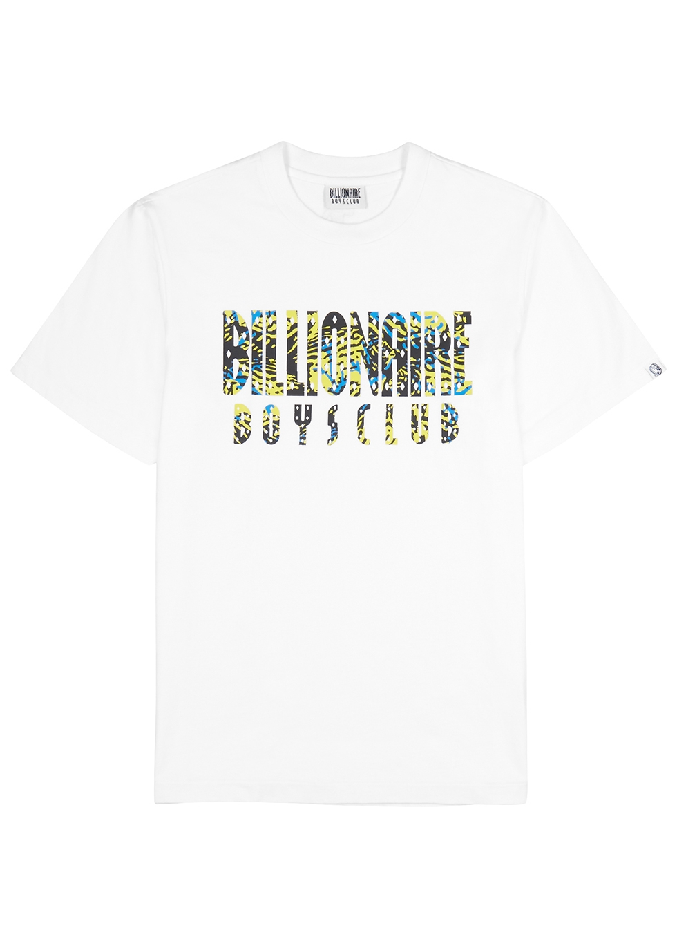 Fish logo-print cotton T-shirt - Billionaire Boys Club
