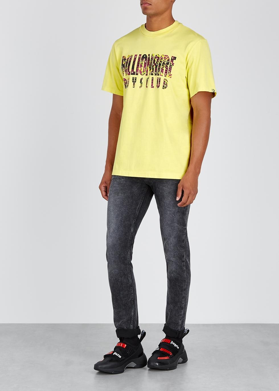 Fish yellow cotton T-shirt - Billionaire Boys Club