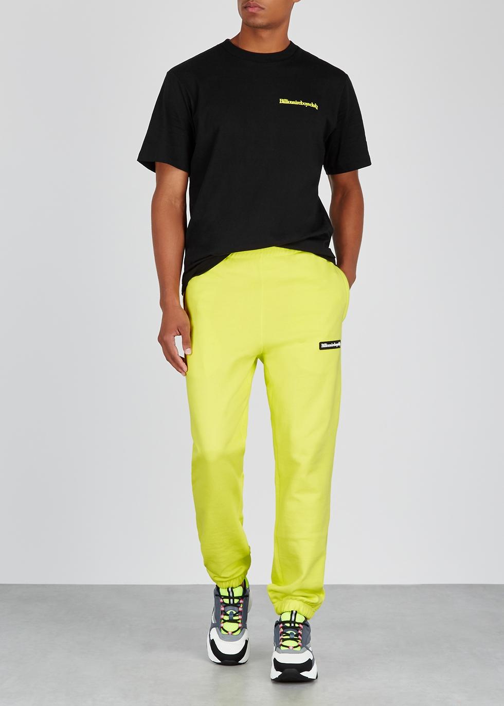 Black cotton T-shirt - Billionaire Boys Club