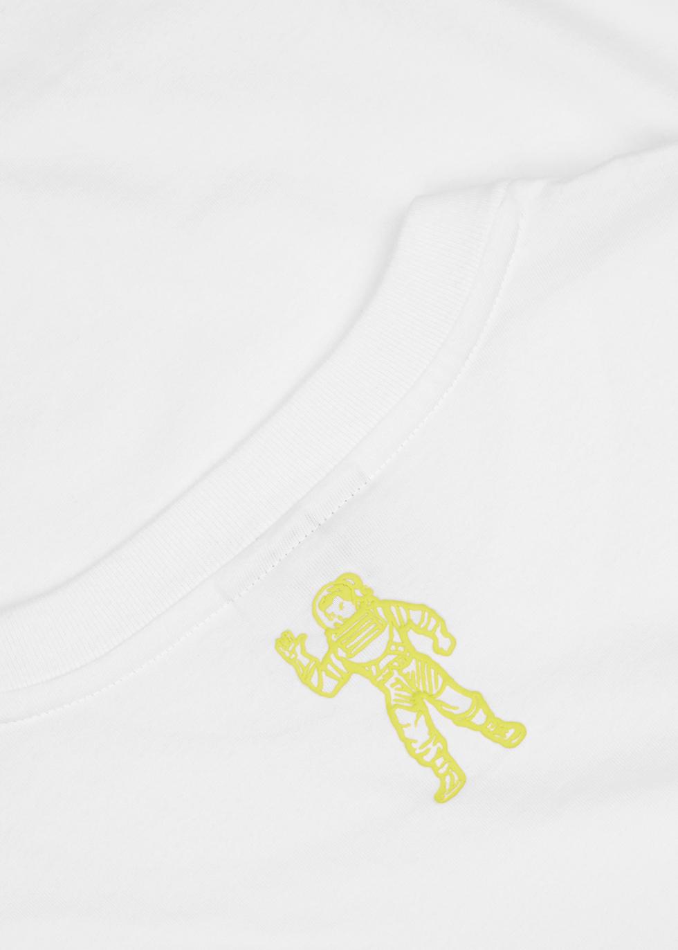 White cotton T-shirt - Billionaire Boys Club