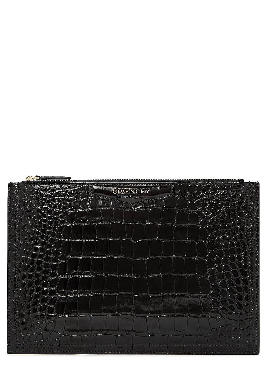 d41d705ae399 Women's Designer Pouches - Leather & Zipper - Harvey Nichols