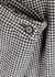 Tania houndstooth wool-blend midi skirt - 'S Max Mara