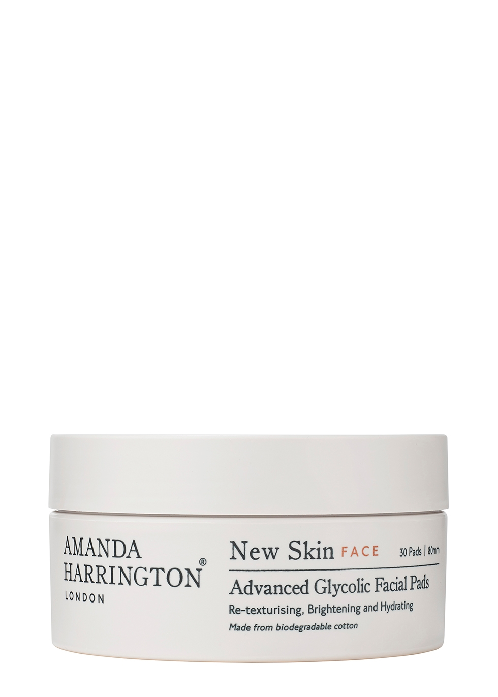 New Skin Face Advanced Glycolic Facial Pads