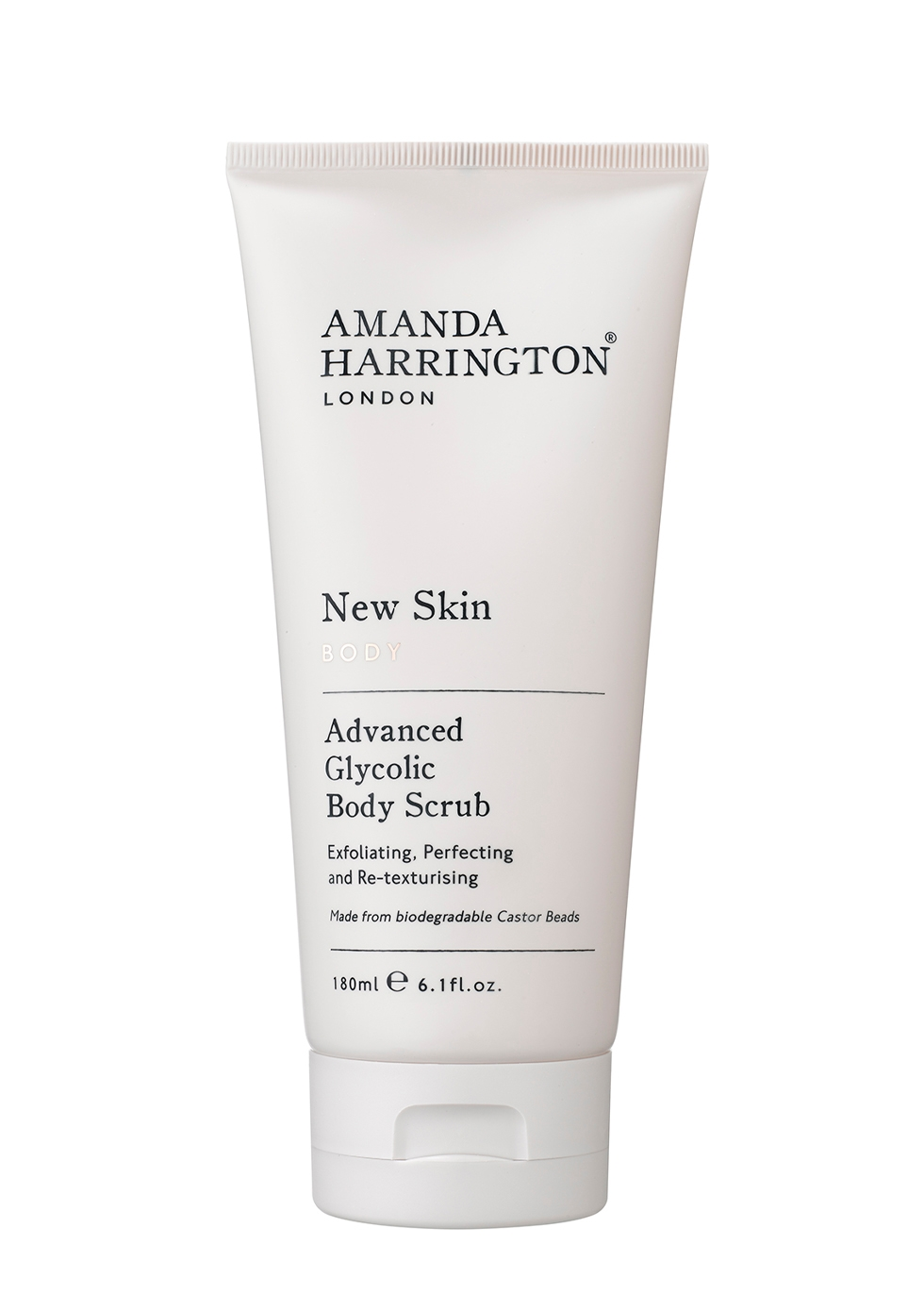 New Skin Body Advanced Glycolic Body Scrub 180ml