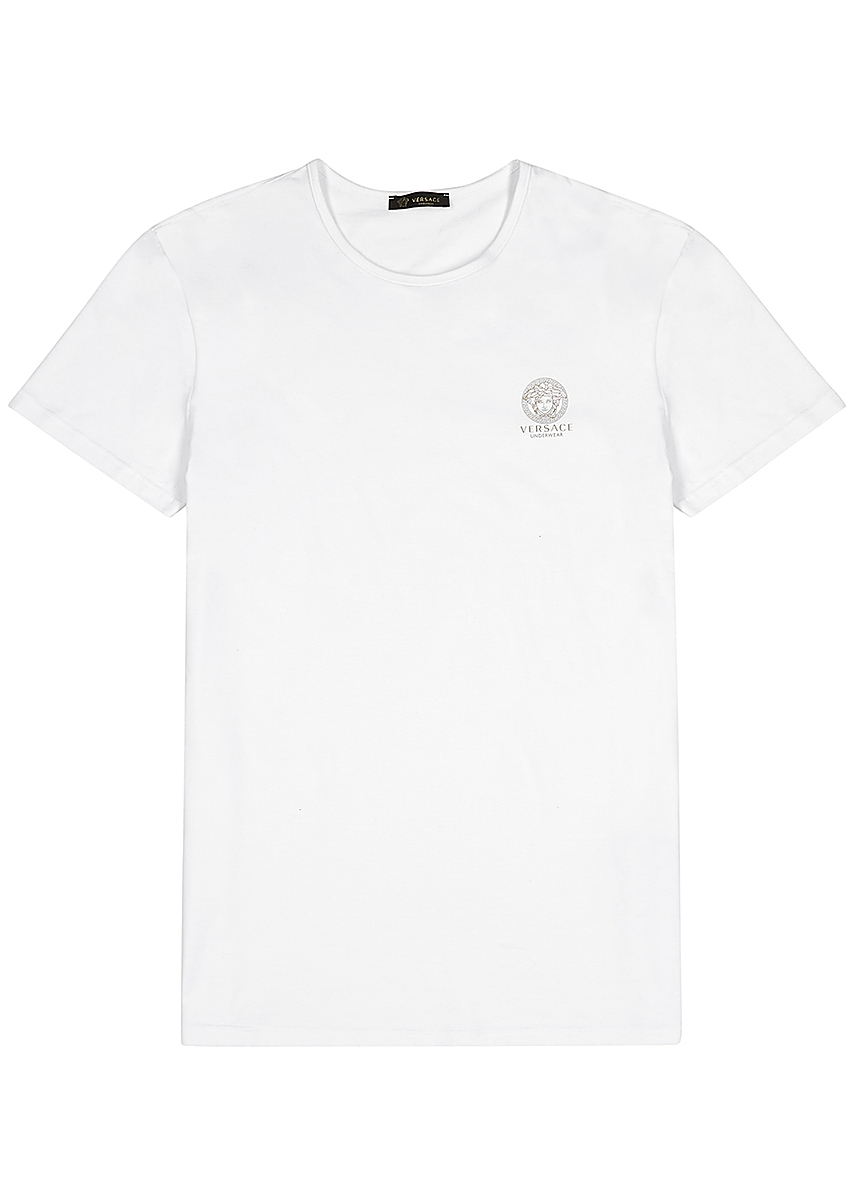 032187a3 Versace Shoes, Trainers, T-Shirts, Jackets, Fragrances - Harvey Nichols