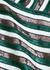 Agnes sequin silk top - Diane von Furstenberg