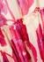 Breeze floral-print silk maxi dress - Diane von Furstenberg