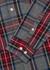 Levon grey checked cotton shirt - NN07