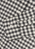 Monochrome checked cotton shirt - Officine Générale