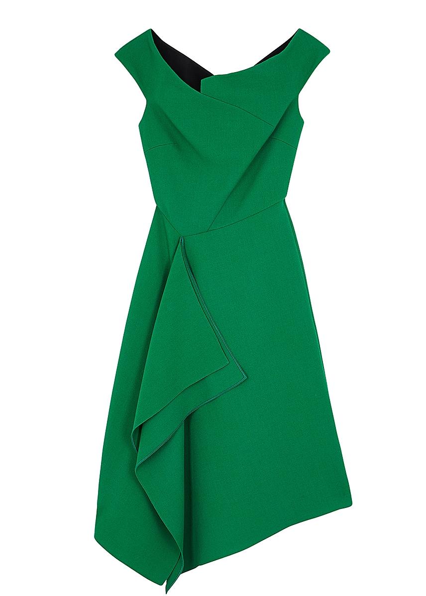 b6581ac028ef Designer Midi Dresses - Mid Length Dresses - Harvey Nichols