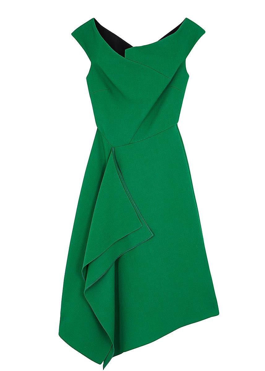 28b492f7735fa3 Designer Midi Dresses - Mid Length Dresses - Harvey Nichols