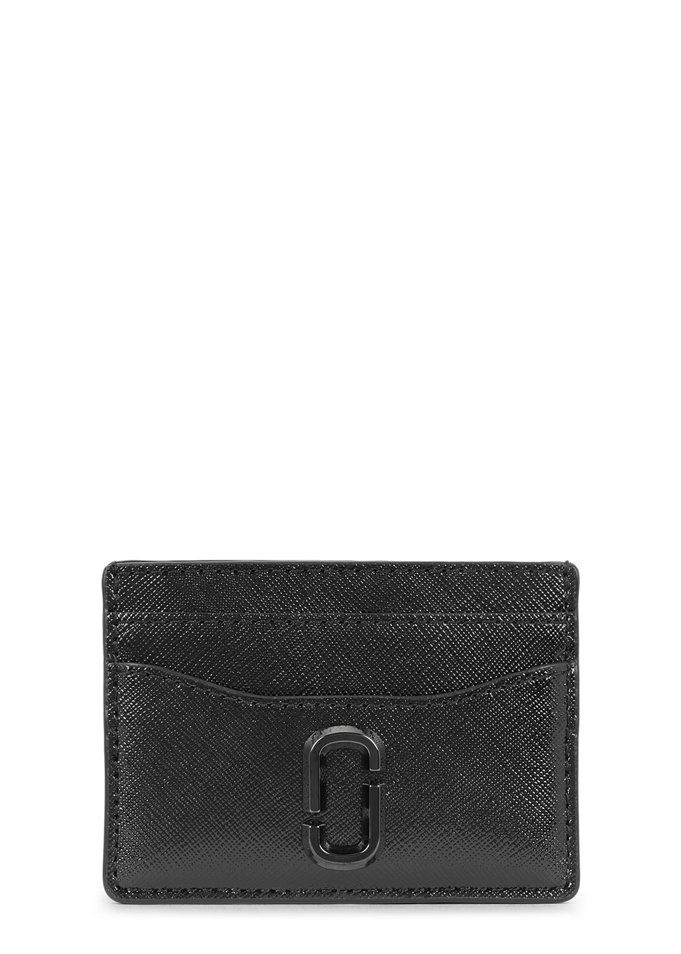 MARC JACOBS | Marc Jacobs Snapshot Leather Card Holder | Goxip