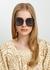 DiorDirection oversized sunglasses - Dior