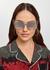 DiorNewMotard cat-eye sunglasses - Dior
