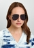 DiorStellaire6 oval-frame sunglasses - Dior
