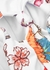 Wild Flower bandeau bikini top - PilyQ