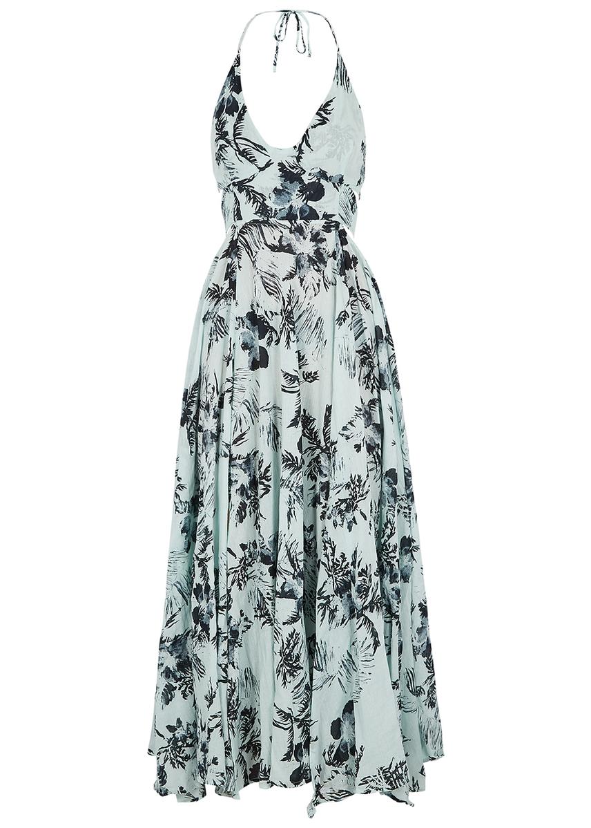 e84ca193375 Lille printed cotton maxi dress Lille printed cotton maxi dress. New  Season. Free People
