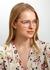 Gold-tone wayfarer-style optical glasses - Chloé
