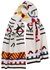 Peruvian intarsia wool-blend scarf - Kenzo