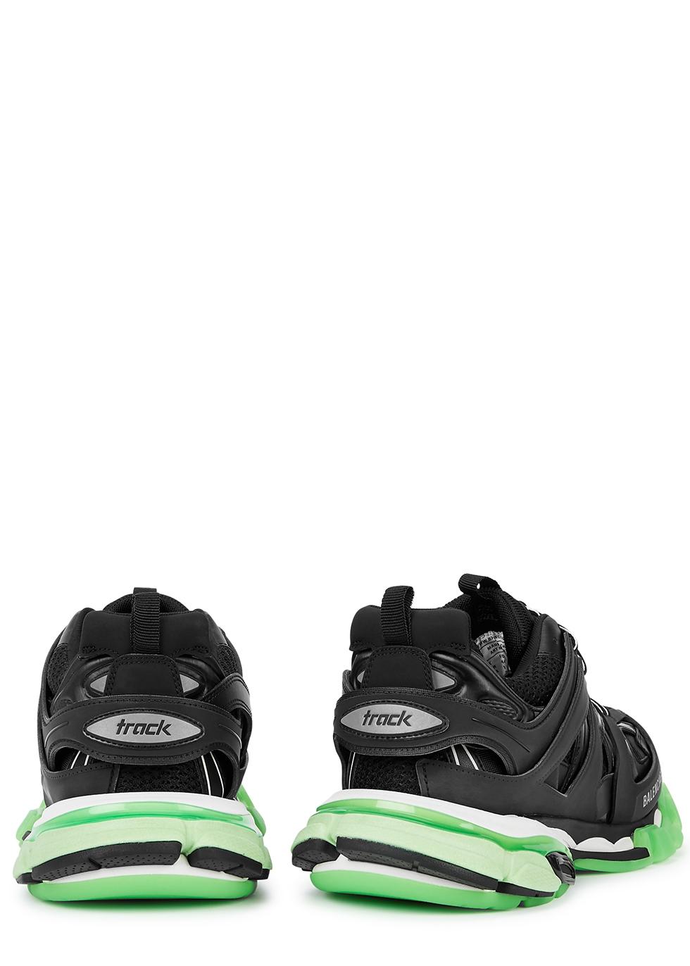 Balenciaga Track 2 Black Green StockX