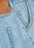 Shabbies drawstring denim shorts - Oneteaspoon