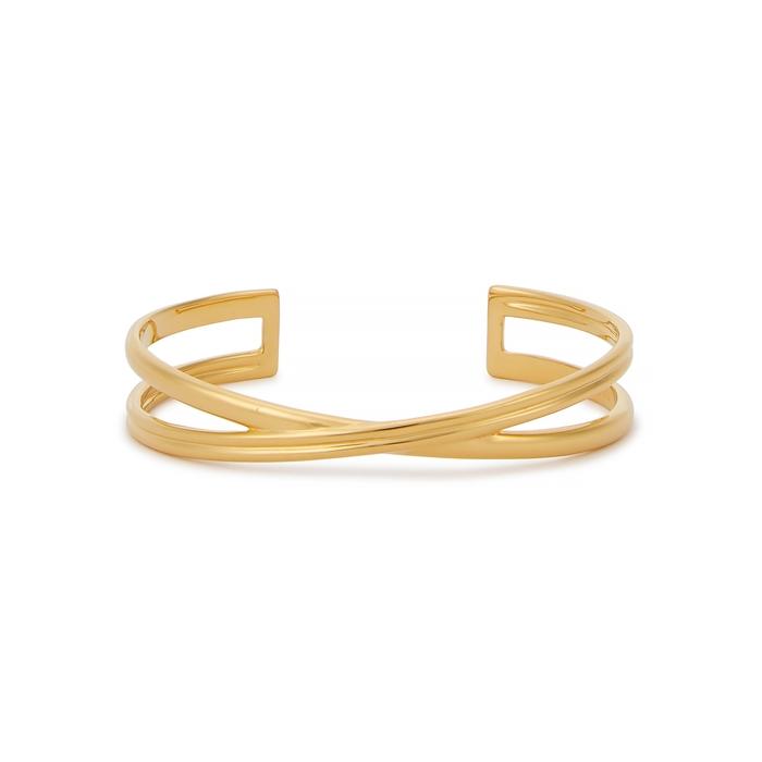 Missoma Infini 18Kt Gold Vermeil Cuff