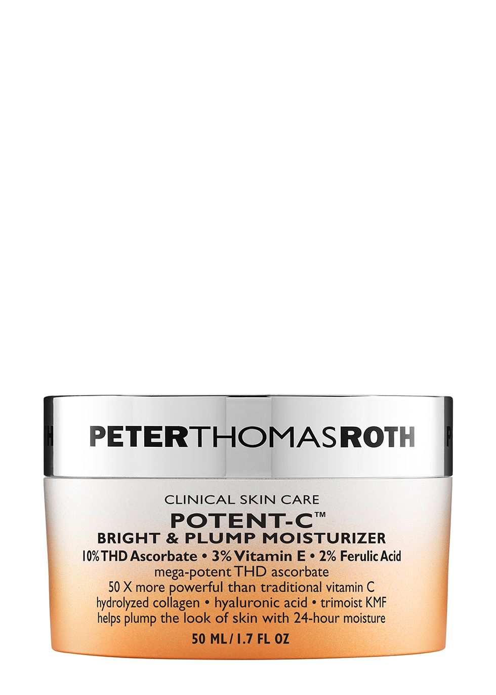 Potent-C™ Bright & Plump Moisturizer 50ml