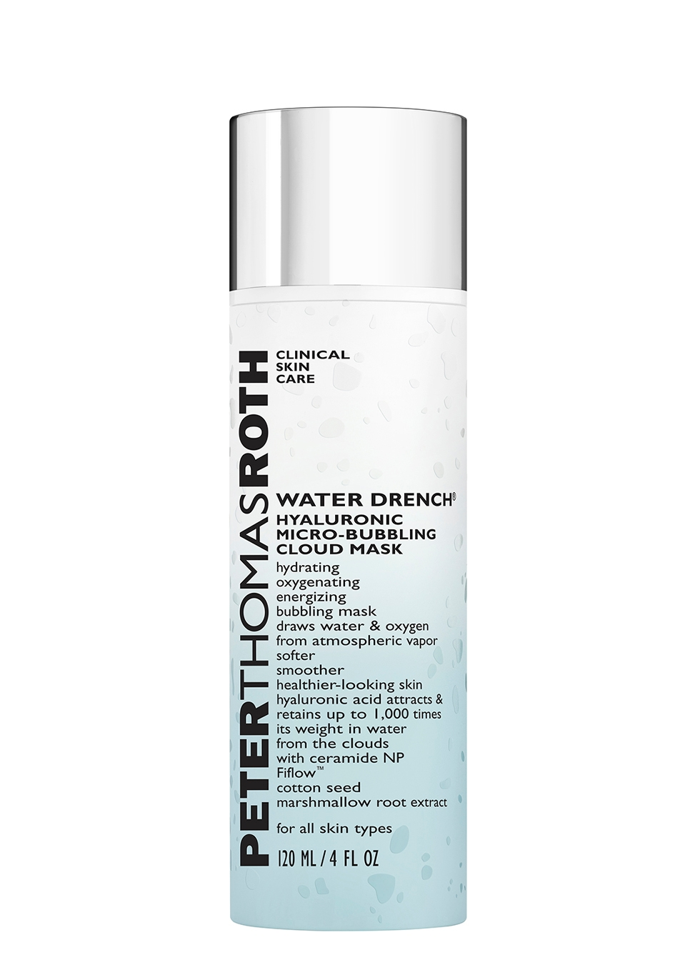 Water Drench Bubbling Mask 120ml