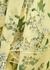 Luscious floral-print chiffon dress - KEEPSAKE