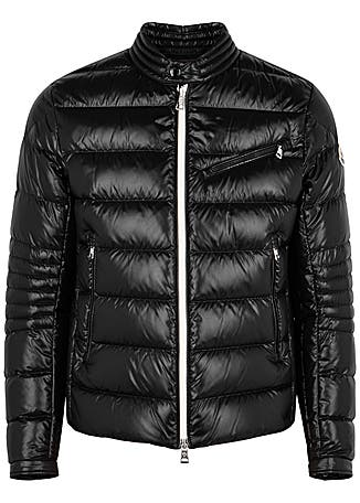 512cfdb5f5510 Berriat black quilted shell jacket Berriat black quilted shell jacket. New  Season. Moncler