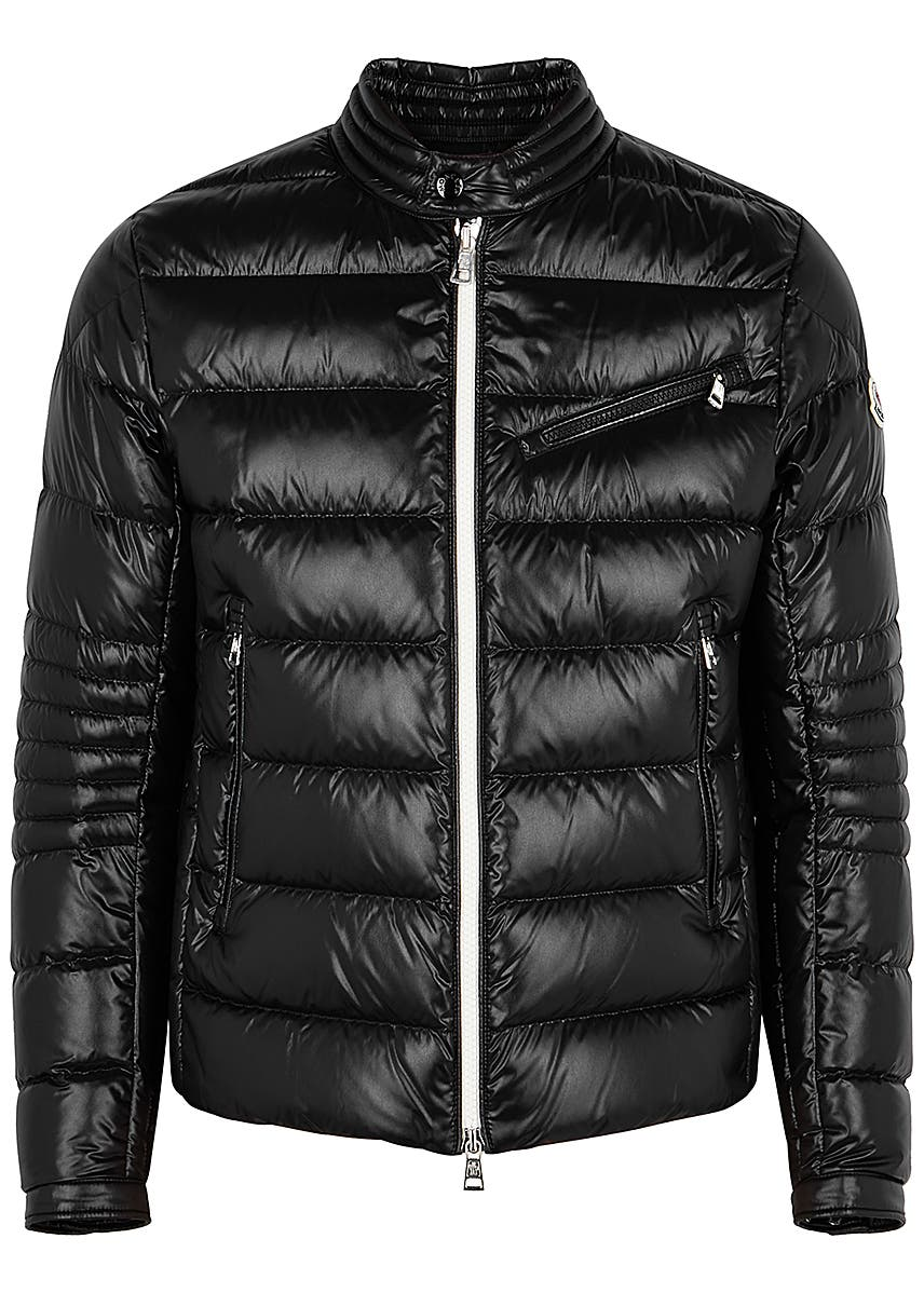 cc155ab3b27d3e Berriat black quilted shell jacket Berriat black quilted shell jacket. New  In. Moncler