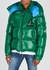 Wilson green quilted shell jacket - Moncler