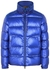 Badenne blue quilted shell jacket - Moncler