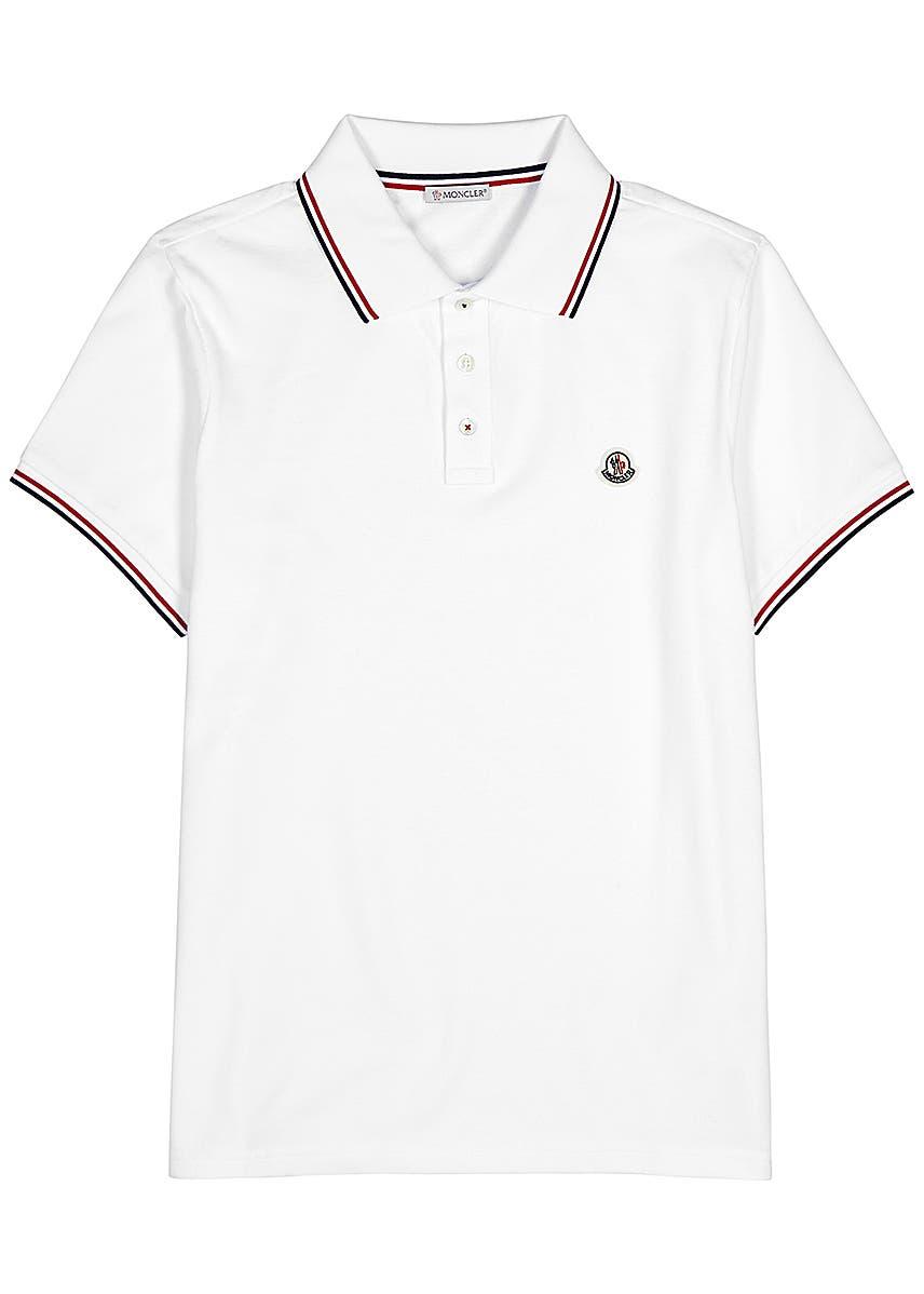 5dedfd45d5dd31 Moncler Men's Polo Shirts - Harvey Nichols