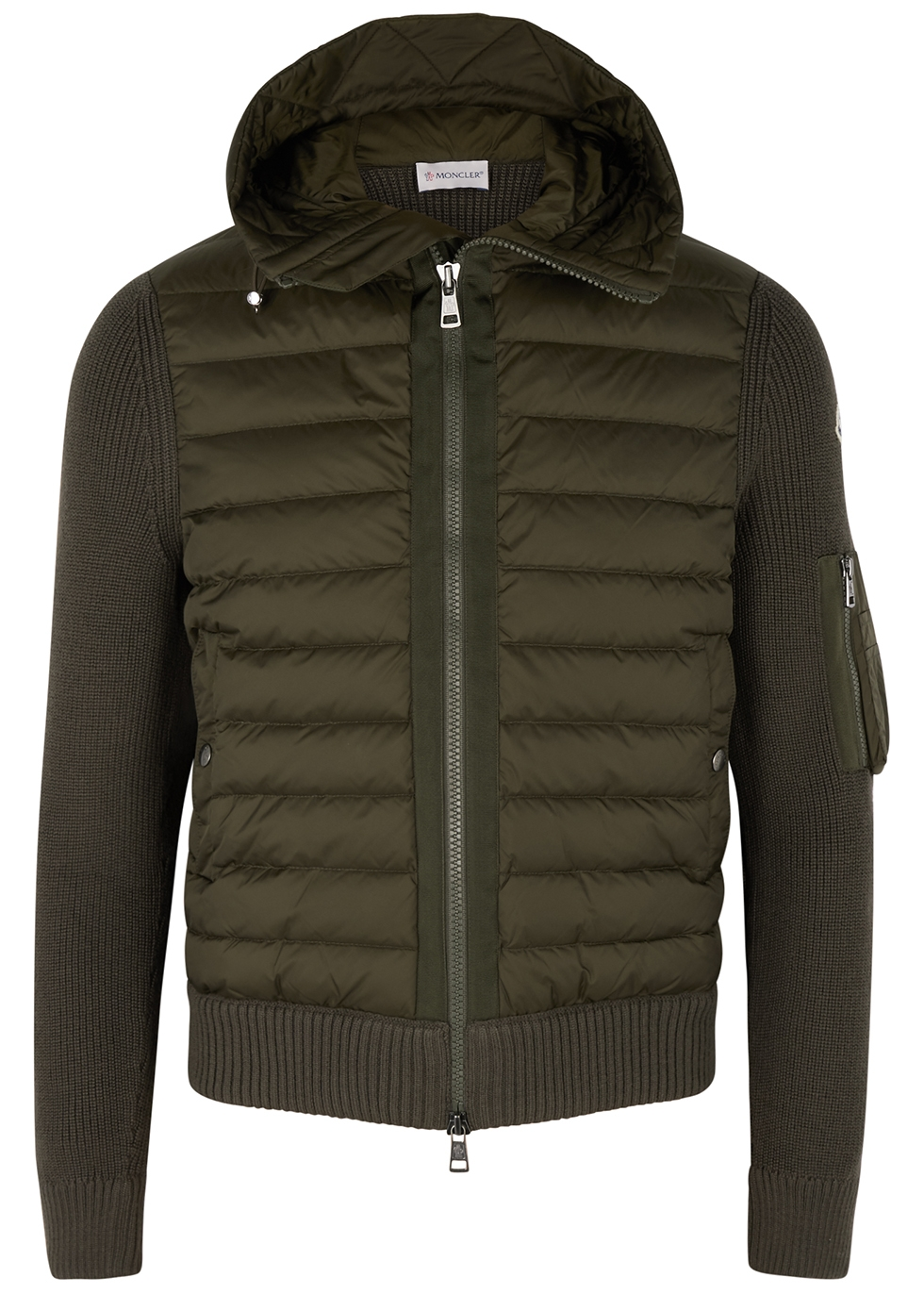 Shop Moncler Jackets for Men Obsessory