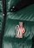 Grenoble Gollinger green quilted shell jacket - Moncler Grenoble