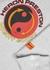 Tao Logo grey printed cotton sweatshirt - Heron Preston