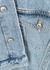 Charlie light blue denim jacket - AGOLDE