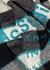 Cassiar checked wool scarf - Acne Studios
