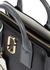 Little Big Shot black leather top handle bag - Marc Jacobs