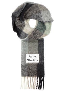 Men's Knitted Scarves - Designer Brands - Harvey Nichols