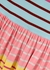 Joel striped jersey midi dress - Stine Goya