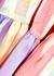 Leandra striped satin skirt - Stine Goya