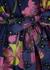 Niki floral-jacquard wrap dress - Stine Goya