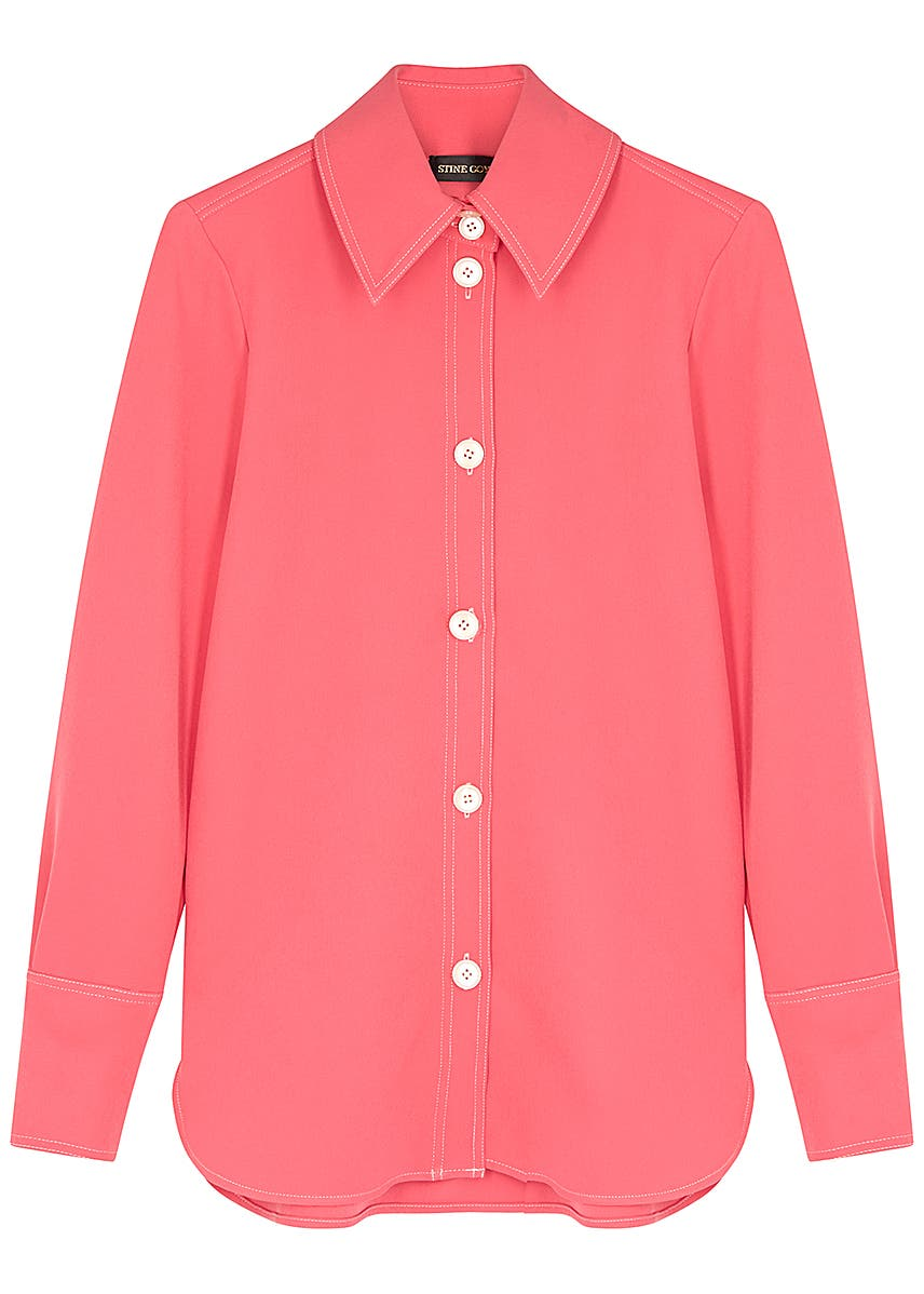 b14b4ea259e5 Women's Designer Shirts - Denim, Striped & Printed - Harvey Nichols