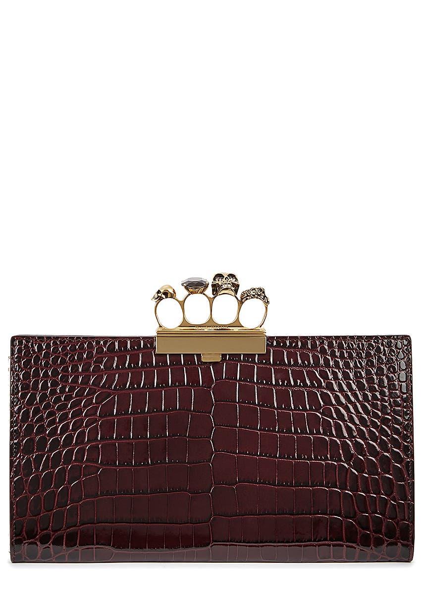 63385a89e1f Women's Designer Clutches - Box & Leather - Harvey Nichols