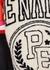 Collegiate Squad panelled bomber jacket - P.E Nation